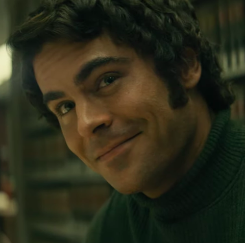 """Extremely Wicked, Shockingly Evil and Vile's Zac Efron says Ted Bundy had """"every kind of white privilege"""""""