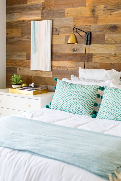 17 small bedroom design ideas how to decorate a small 18825 | zach caitlin bedroom makeover 16 1525459884 crop 1xw 1xh center top resize 480
