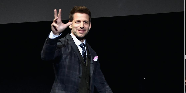 Zack Snyder responds to controversy over cut Harley Quinn sex scene