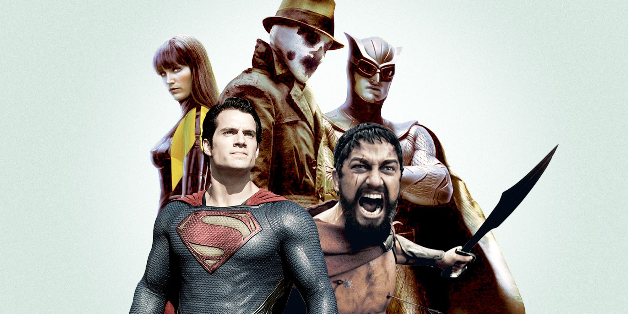 Every Zack Snyder Movie Ranked From Worst to Best