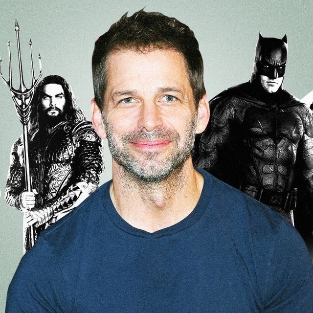 zack snyder justice league interview