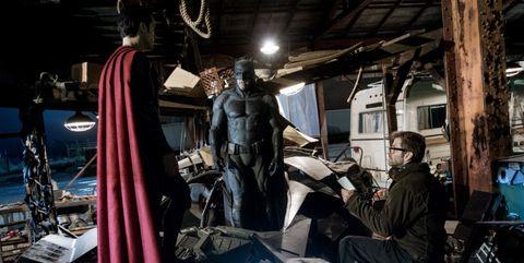 zack snyder batman v superman productora