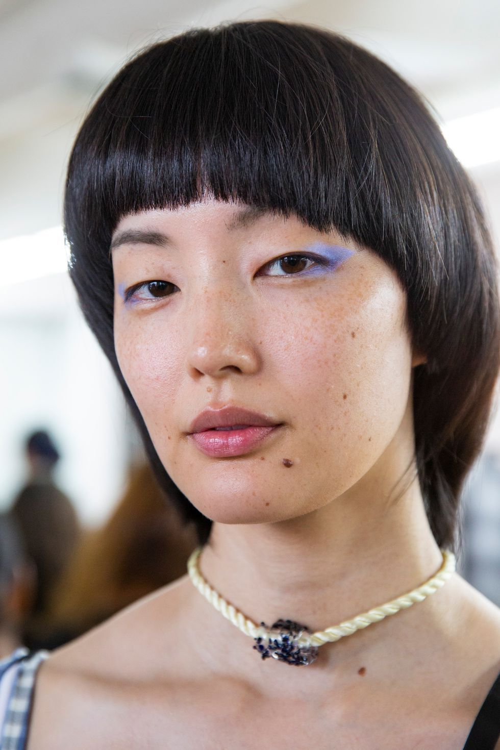 The Best Makeup Looks From Spring 2019 Runways Backstage Beauty