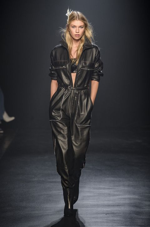 42 Looks From Zadig Amp Voltaire Fall 2018 Nyfw Show Zadig
