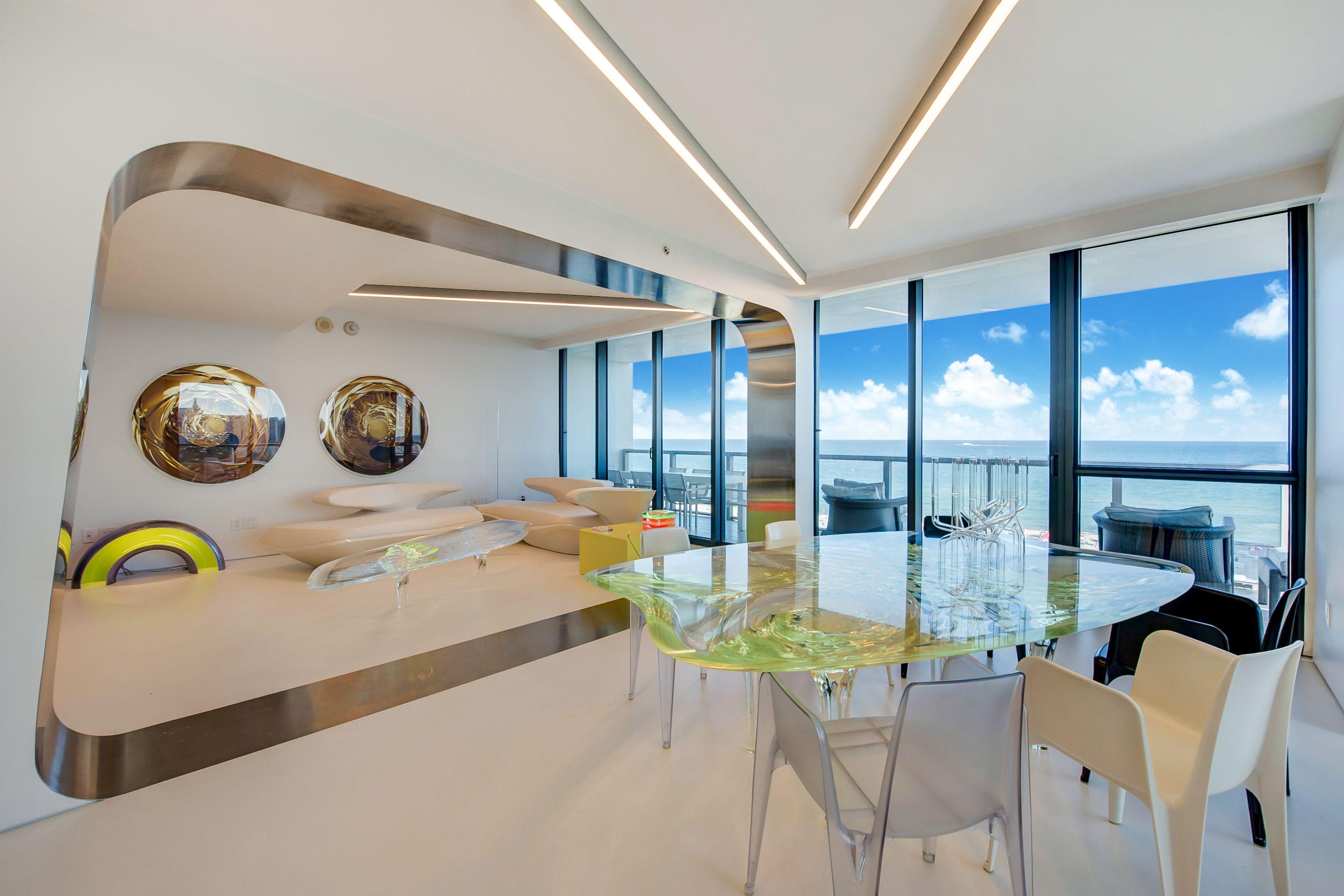 Zaha Hadid\'s Miami Home Sold for $5.75 Million - Zaha Hadid South ...