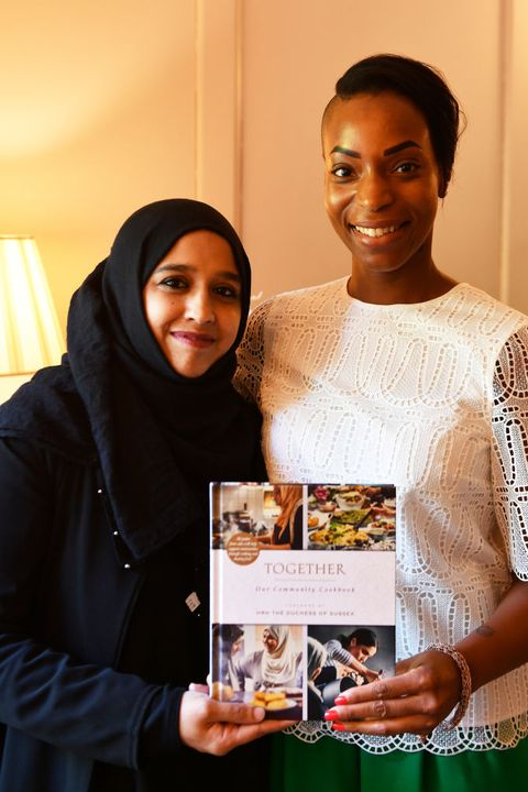 Duchess Of Sussex Supports Grenfell Community Charity Cookbook
