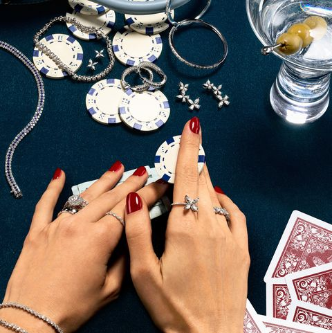 Hand, Nail, Fashion accessory, Finger, Games, Jewellery, Tableware, Illustration,