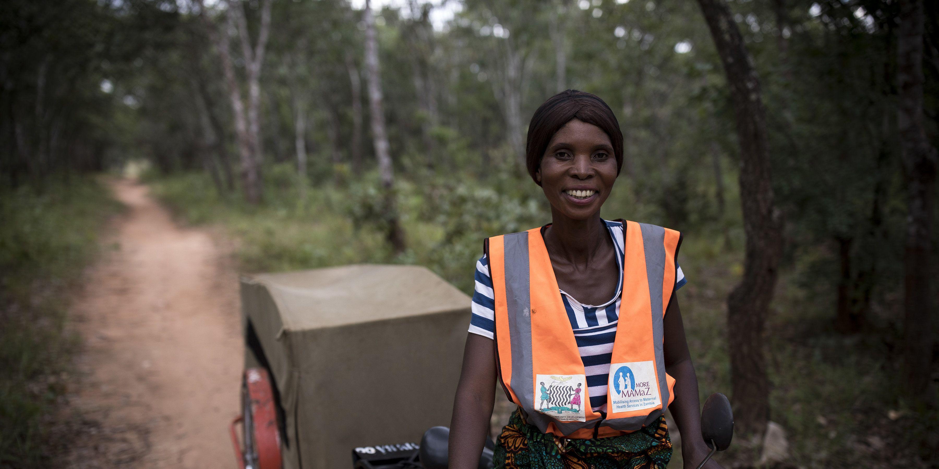 Zambia project, Medicines for Malaria Ventures, Transaid