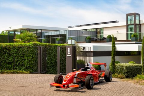 Max Verstappen en de grand prixzorgen ook voor stijging prijzen huizen Zandvoort