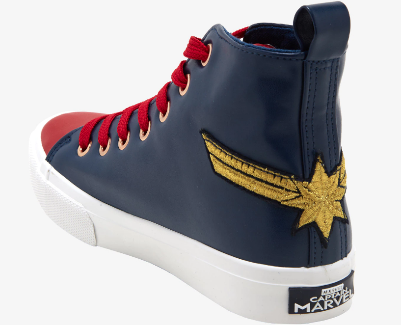 Capitana Marvel Zapatillas - Comprar Zapatillas Capitana Marvel
