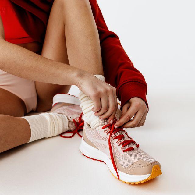 las zapatillas de trail running kalenji active grip de decathlon