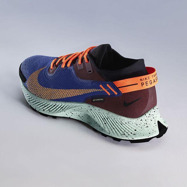 perdonado Correspondiente Acusador  Nike Pegasus Trail 2 GORE-TEX, la zapatilla para pisar la montaña