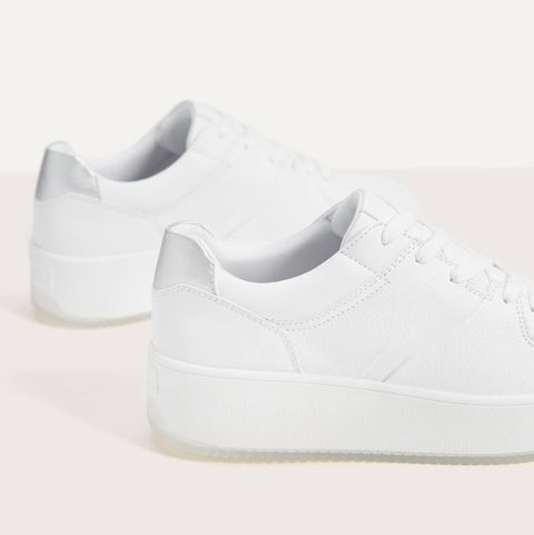Elocuente Suyo Ordenanza del gobierno  Bershka tiene una imitación de las zapatillas 'Air Force 1' de Nike