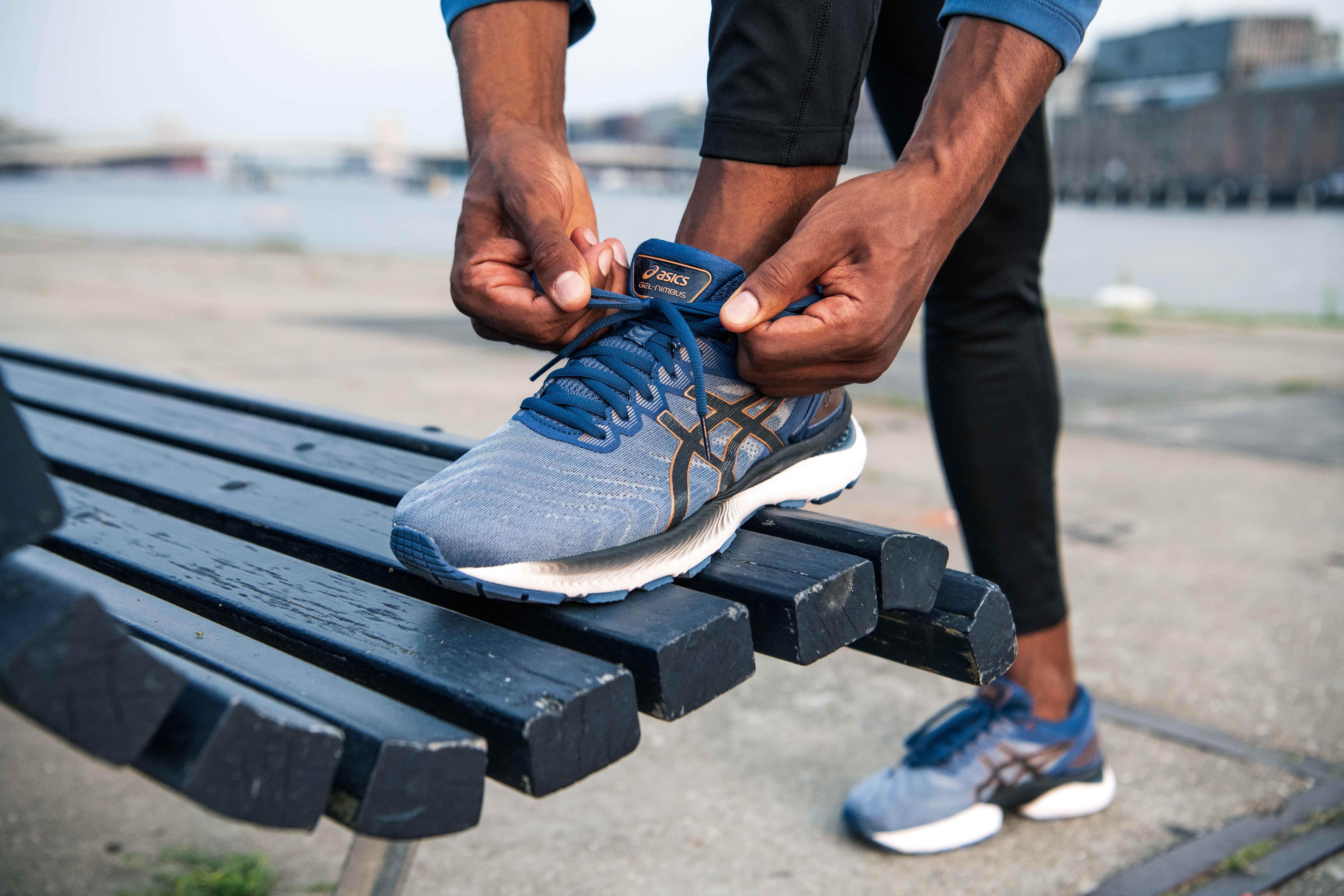 asics nimbus 22 hombre running
