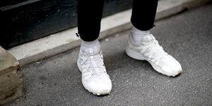 Zapatillas blancas hombre rebajas