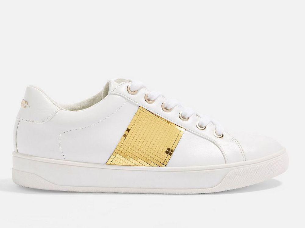 32 Zapatillas De Blancas Para Moda Tus Primavera Looks Todos