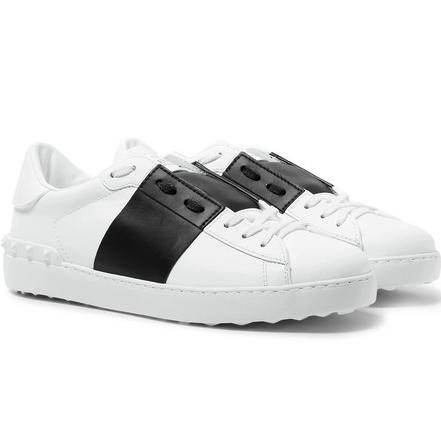 Zapatillas blancas hombre Valentino