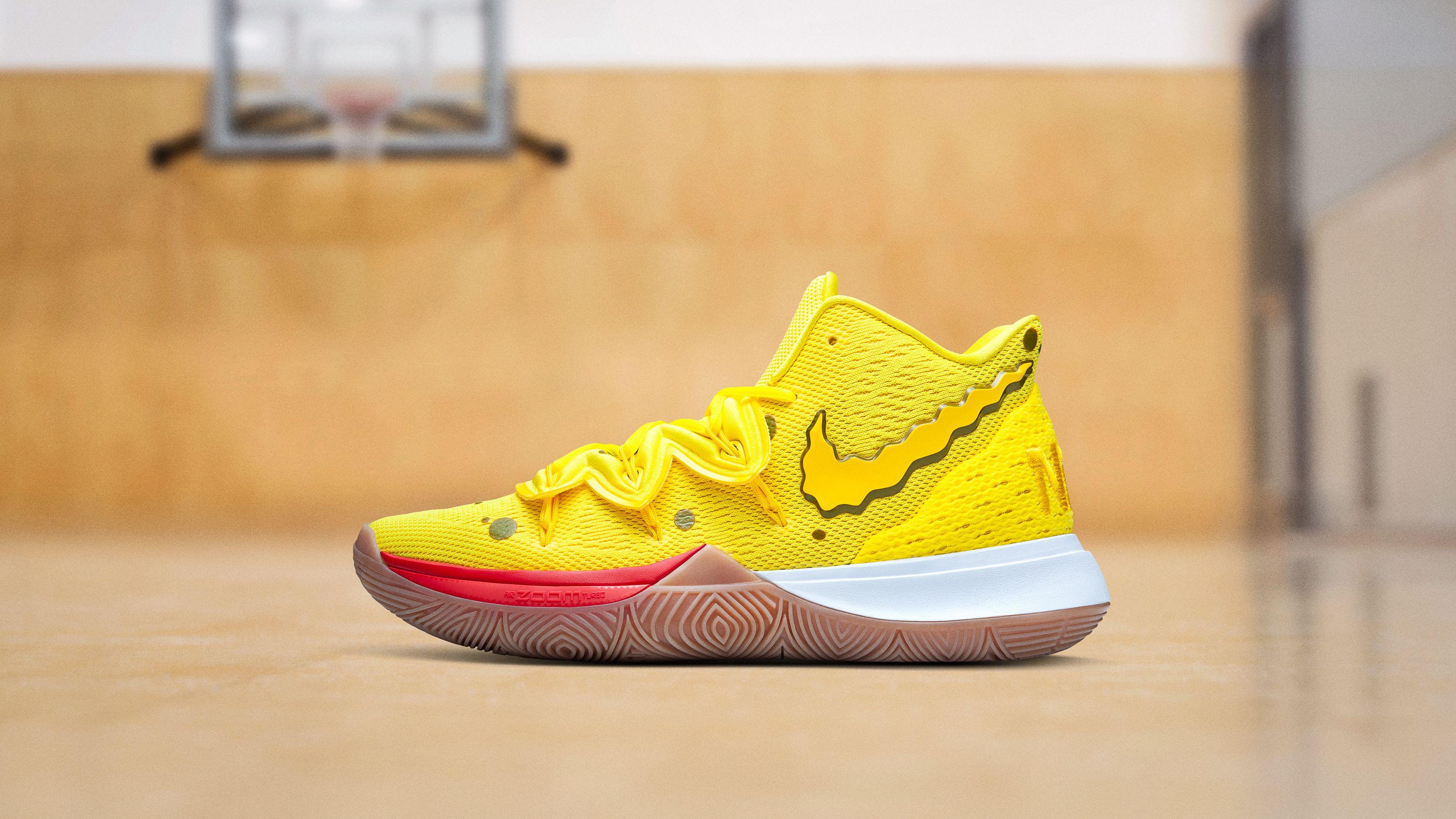 Así son las zapatillas de Nike inspiradas en la serie Bob