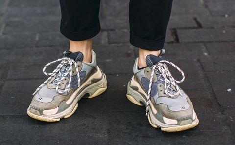 744ccd8b97c Las zapatillas chunky que calzarás en primavera - Los diseños de ...