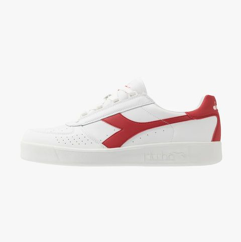 zapatillas diadora rojas