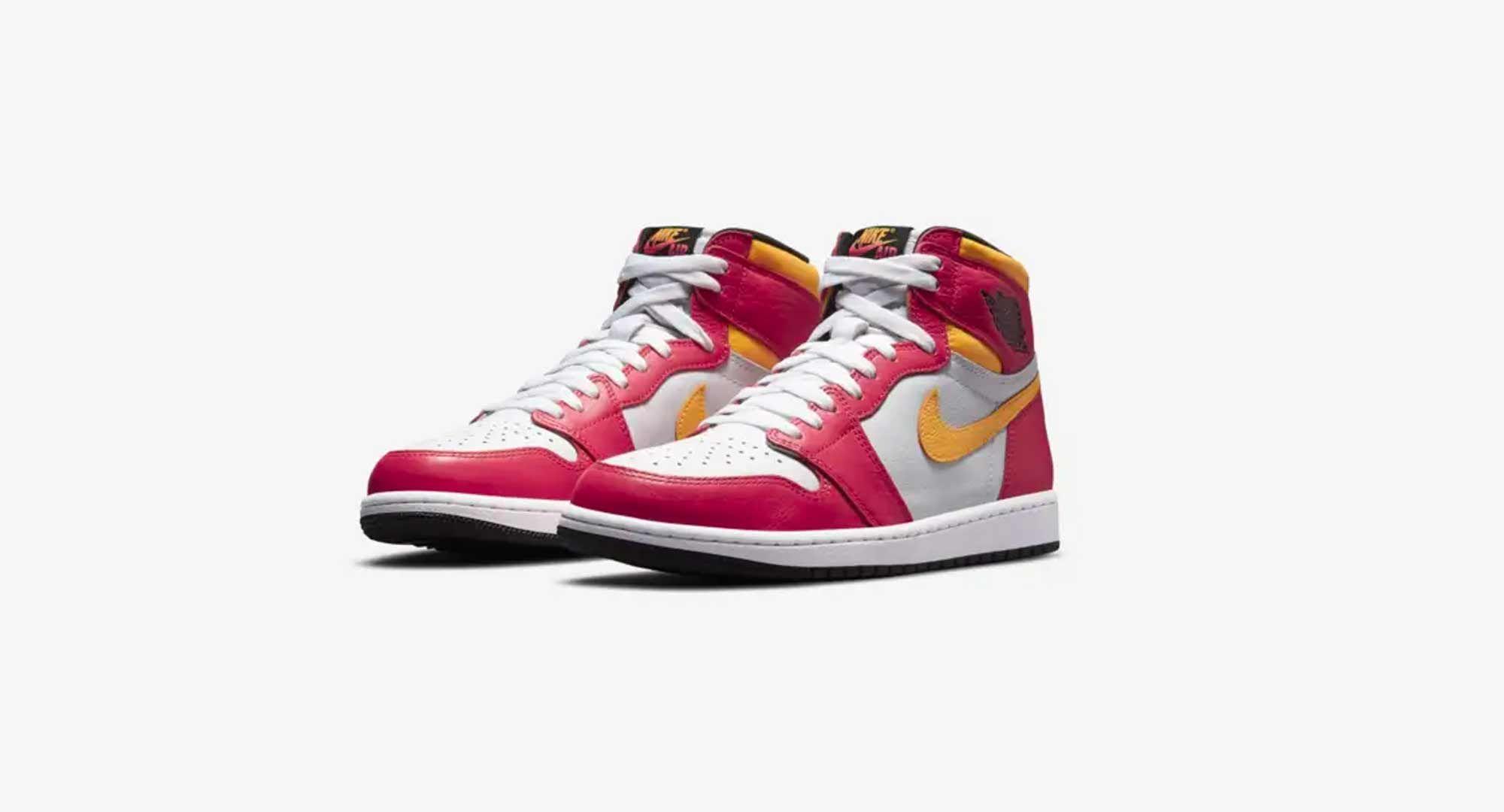 Nike Air Jordan 1 para hombre: zapatillas cañís para este verano