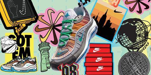dece5965b Nike Air Max 98 NYC