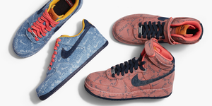 Zapatillas Nike Air Force 1 by Levi's