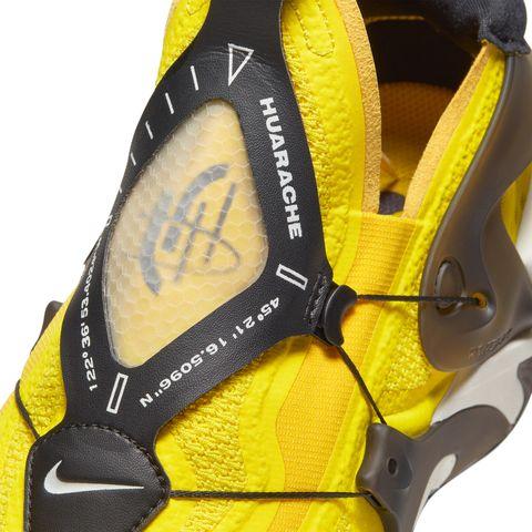 nuevo concepto db84a 915d2 Las zapatillas Adapt Huarache de Nike con cordones automáticos