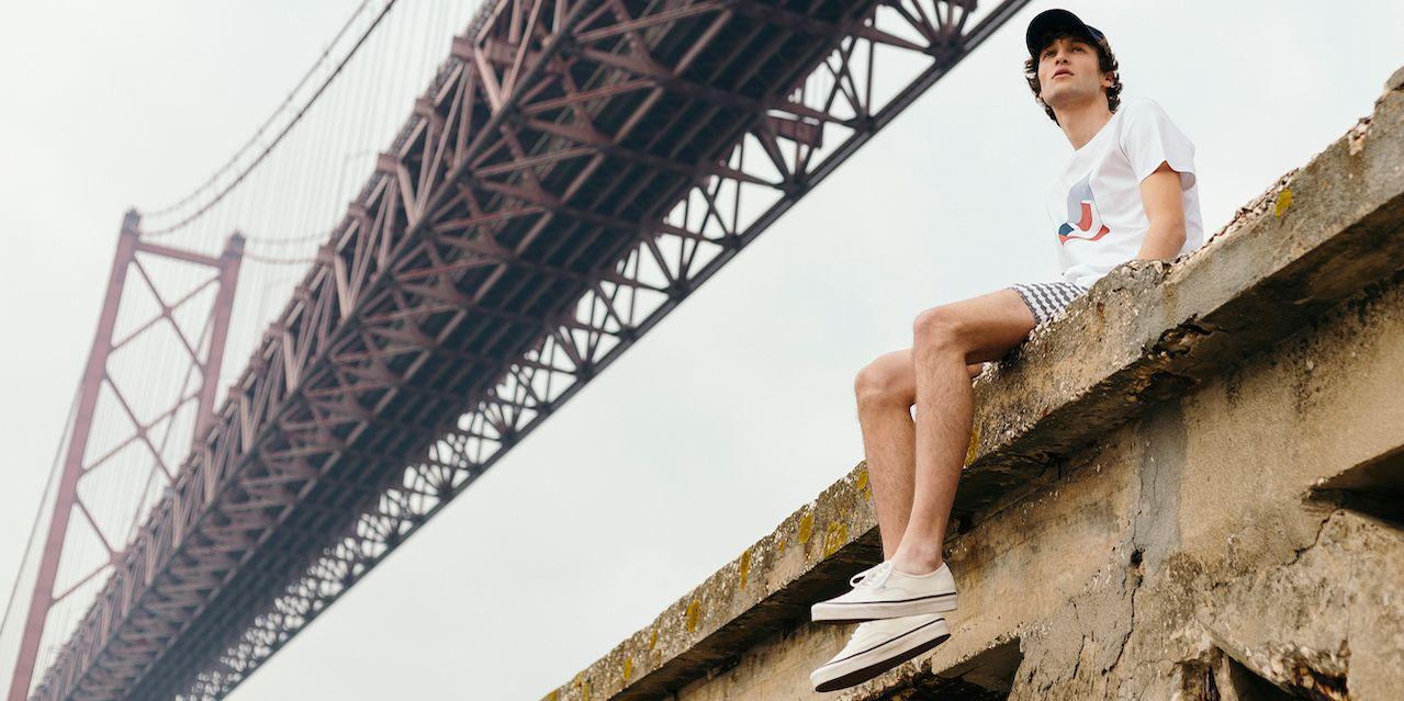 calzado verano hombre converse
