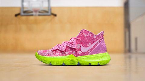 puñetazo Obligatorio Ciencias  Así son las zapatillas de Nike inspiradas en la serie Bob Esponja