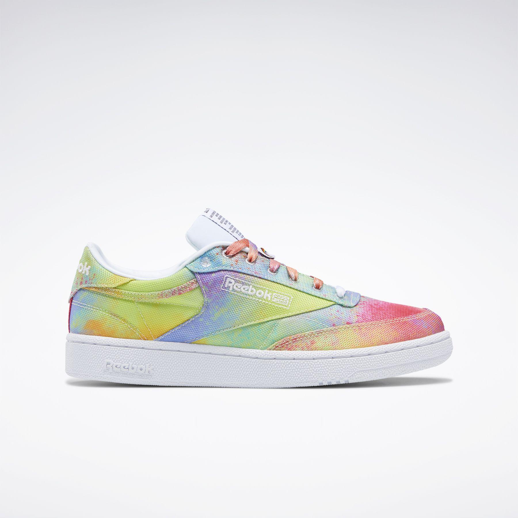 pacífico transportar Relámpago  Estas zapatillas Reebok en versión arcoíris son la compra del verano