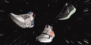 zapatillas, running, adidas, star, wars