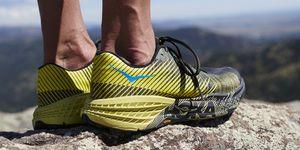 evo, speedgoat, nuevas, zapatillas, trail, hoka, one, one