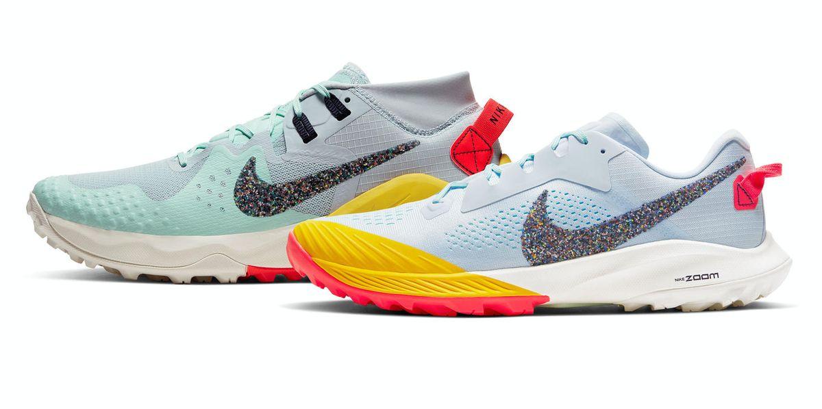Comercialización fragancia Mayo  Zapatillas de trail - Nike Wildhorse y Air Zoom Terra Kiger