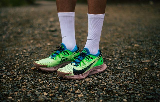 zapatillas de trail nike pegasus trail 2