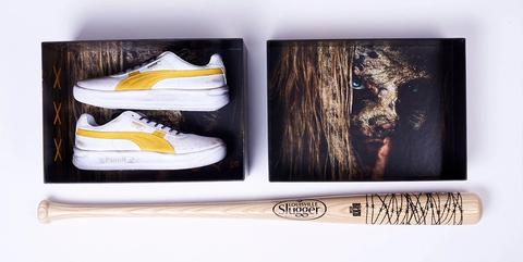 Puma y The Walking Dead lanzan unas zapatillas inspiradas en