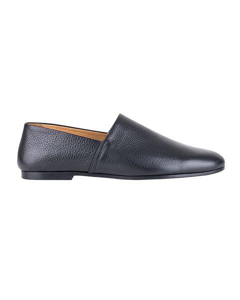 Zapato de piel rugosa de Sandro (171,50 euros)