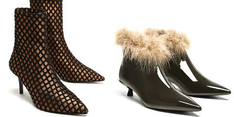 precio venta limitada orden Los 15 botines más locos de Zara y que ahora están en rebajas