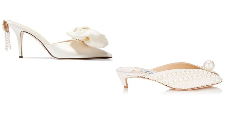 319c115d Zapatos para dar el sí quiero. Desde unos salones joya a tus zapatillas  favoritas, tenemos los zapatos de novia perfectos.
