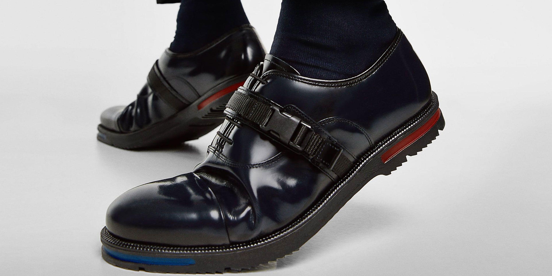 botas de vestir con hebillas hombre 2019 zara