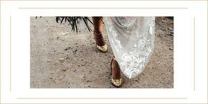 Zapatos novia boda planos