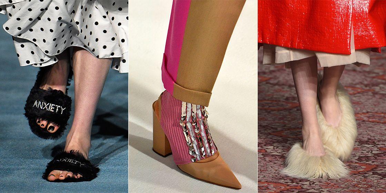 Estas son las peludas zapatillas de Cristina Pedroche que