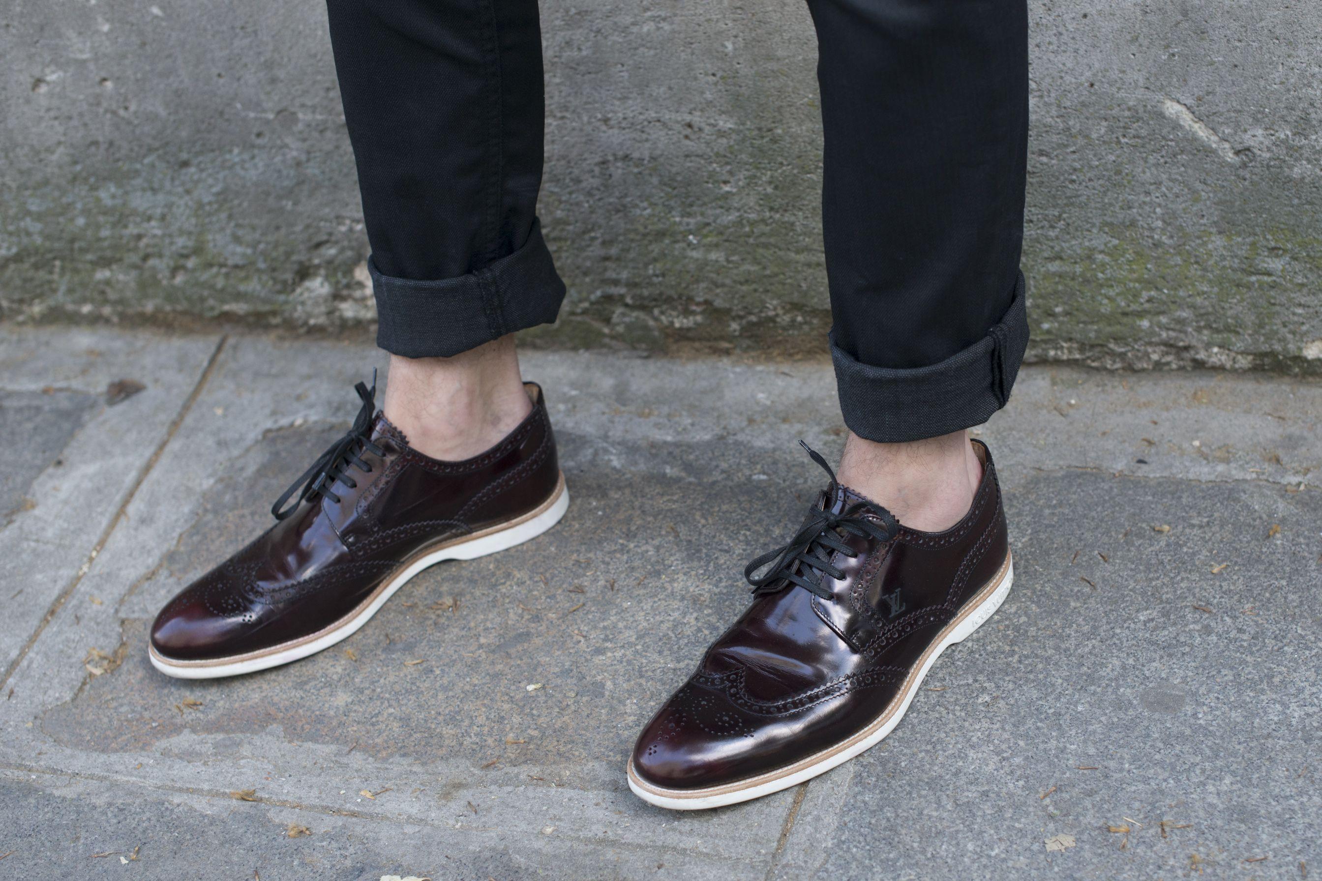 4db343ce8e7 ¿Cuáles son los zapatos de hombre que mejor quedan con vaqueros