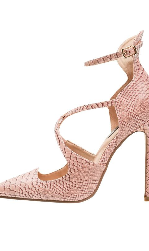 Zapatos de tacón animal print
