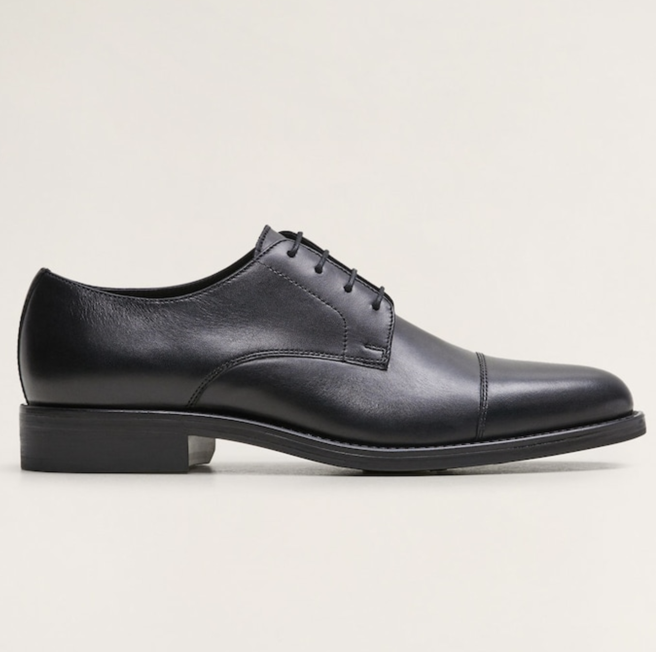 Zapatos hombre negro Mango, zapatos traje hombre