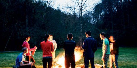 ZAP Campfire