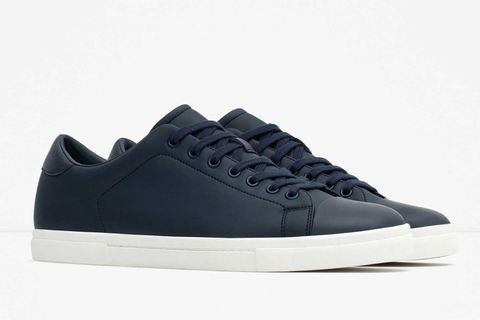 Sneakers To Wear With A Suit Men S Health