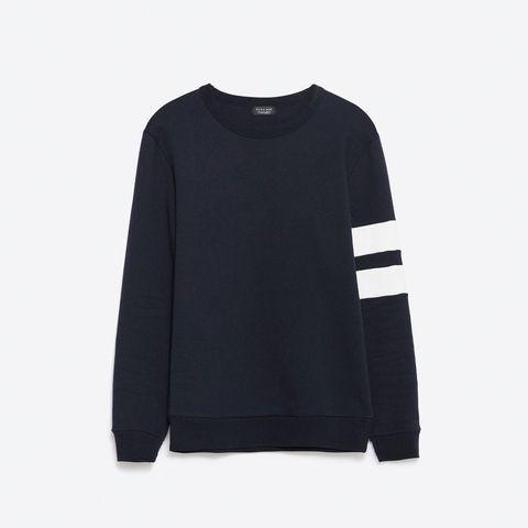 Sleeve, Black, Grey, Active shirt, Sweater,