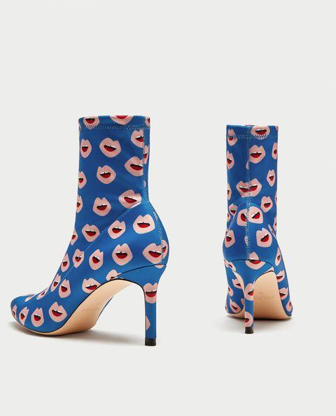 b9ce4503 Estos botines de Zara estarán en boca de todos