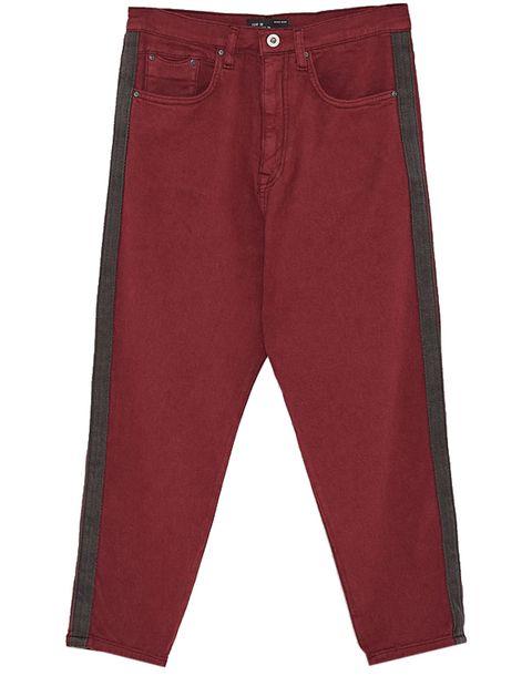 Clothing, Pocket, Shorts, Maroon, Jeans, Denim, Trousers, Sportswear, Active shorts,